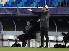 Jürgen Klopp war auf den Schiedsrichter nach dem Spiel nicht gut zu sprechen