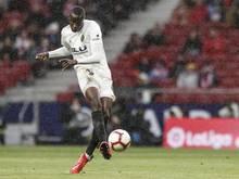 Soll rassistisch beleidigt worden sein: Mouctar Diakhaby vom FC Valencia