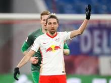Hat die Meisterschaft noch nicht vollends abgeschrieben:Leipzigs Kevin Kampl