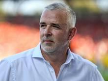 Zeichnet kein gutes Bild vom DFB: Union-Präsident Dirk Zingler