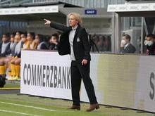 Wird ihre Startelf gegen Norwegen verändern: Frauen-Bundestrainerin Martina Voss-Tecklenburg