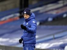 Warnt vor dem Rückspiel in der Champions League, den FC Porto nicht zu unterschätzen: Chelsea-Coach Thomas Tuchel