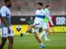 Steht vor seiner Rückkehr in die Startelf von Hertha BSC: Sami Khedira