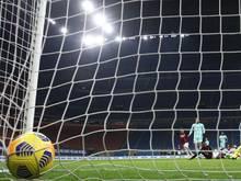 Sieben Klubs der italienischen Serie A sind mit dem Management des Liga-Präsidenten unzufrieden