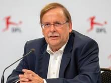 Rainer Koch, Vizepräsident des Deutschen Fußball-Bundes