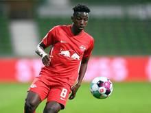 Auch Amadou Haidara verlängerte seinen Vertrag bei RBLeipzig