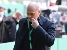 Macht sich für eine Gehaltsobergrenze stark: Werder-Geschäftsführer Klaus Filbry