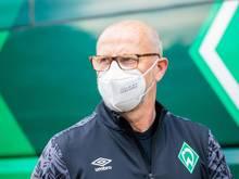 Soll Werder noch vor dem Abstieg retten: Thomas Schaaf