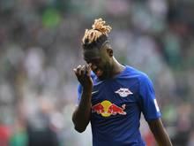 Wurde einst von Leipzig an Leeds United ausgeliehen: Jean-Kévin Augustin