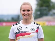 Turid Knaak soll bei den DFB-Frauen vorangehen