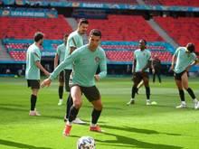 Freut sich auf viele Zuschauer: Cristiano Ronaldo