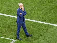Frankreichs Nationaltrainer Didier Deschamps steht nach dem EM-Aus in der Kritik