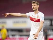 Wird trotz Wechselgerüchten wohl beim VfB Stuttgart bleiben: Sasa Kalajdzic