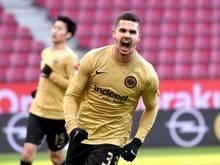 André Silva geht in Zukunft für RB Leipzig auf Torejagd