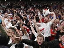 In Wembley herrschte eine herausragende Atmosphäre