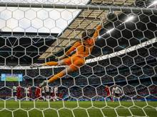Spielt eine starke EM: Englands Torhüter Jordan Pickford