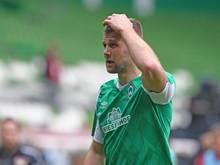 Ist mit Werder nur noch zweitklassig: Niclas Füllkrug