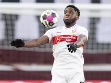 Fällt verletzt für den VfB Stuttgart länger aus: Orel Mangala in Aktion