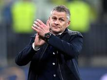 Ole Gunnar Solskjaer hat seinen Vertrag in Manchester verlängert