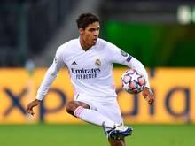 Raphael Varane wird Real Madrid Berichten zufolge verlassen