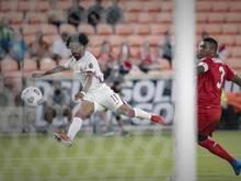 Katar spielt beim Gold Cup groß auf
