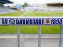 Beim Fußball-Zweitligisten SV Darmstadt 98 gab es Corona-Fälle