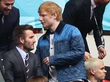 Wird beim englischen Drittligisten eine besondere Ehre zu Teil: Popstar und Fußballfan Ed Sheeran