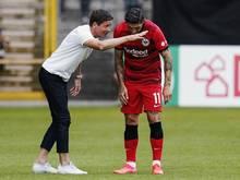 Verlässt Eintracht Frankfurt in Richtung Athen: Steven Zuber
