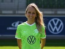 Kathrin Hendrich verlängerte ihren Vertrag beim VfL Wolfsburg