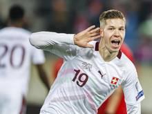 Fürth erhofft sich durch die Verpflichtung von Cedric Itten mehr Durchschlagskraft in der Offensive