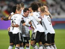 Das DFB-Team feierte in Stuttgart einen deutlichen Sieg gegen Armenien