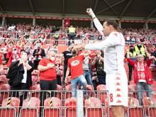 Adam Szalai vom FSV Mainz 05 ist zweimal negativ auf das Coronavirus getestet worden