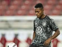Ridle Baku reiste nach einem Länderspiel wieder vom DFB-Tross ab