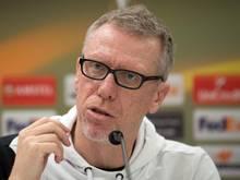 Peter Stöger trainierte schon in Köln und Dortmund