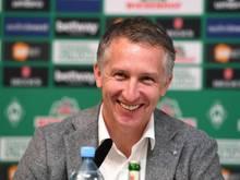 Frank Baumann, Geschäftsführer vom SV Werder Bremen
