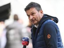 Der Mainzer Sportdirektor Christian Heidel hat ein positives Zwischenfazit gezogen
