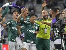 Palmeiras steht im Finale der Copa Libertadores