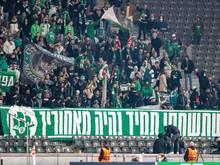 Die Fans von Haifa wurden in Berlin attackiert