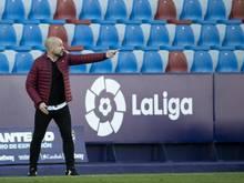 Nicht mehr Trainer von UD Levante: Paco Lopez
