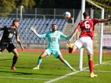 Der FSV Mainz 05 und der 1. FC Kaiserslautern haben im Koblenzer Stadion Oberwerth ein Benefizspiel durchgeführt