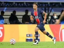 Thilo Kehrer steht bei Paris Saint-Germain unter Vertrag