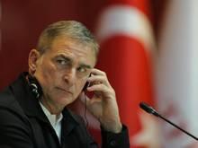 Stefan Kuntz ist neuer Nationaltrainer der Türkei