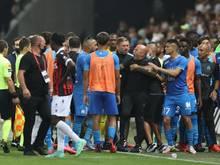 Fankrawalle und Ausschreitungen überschatteten zuletzt den französischen Fußball