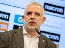 Fordert klare Regelungen in Sachen Zuschauerzulassung im Stadion: Union-Präsident Dirk Zingler