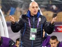 Fabián Coito ist nicht mehr Nationaltrainer von Honduras