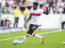 Wurde positiv auf Corona getestet: VfB-Profi Orel Mangala