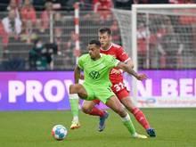 Lukas Nmecha steht in der Champions League in der Startelf