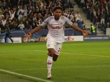 Karim Adeyemi soll die Saison in Salzburg zu Ende spielen