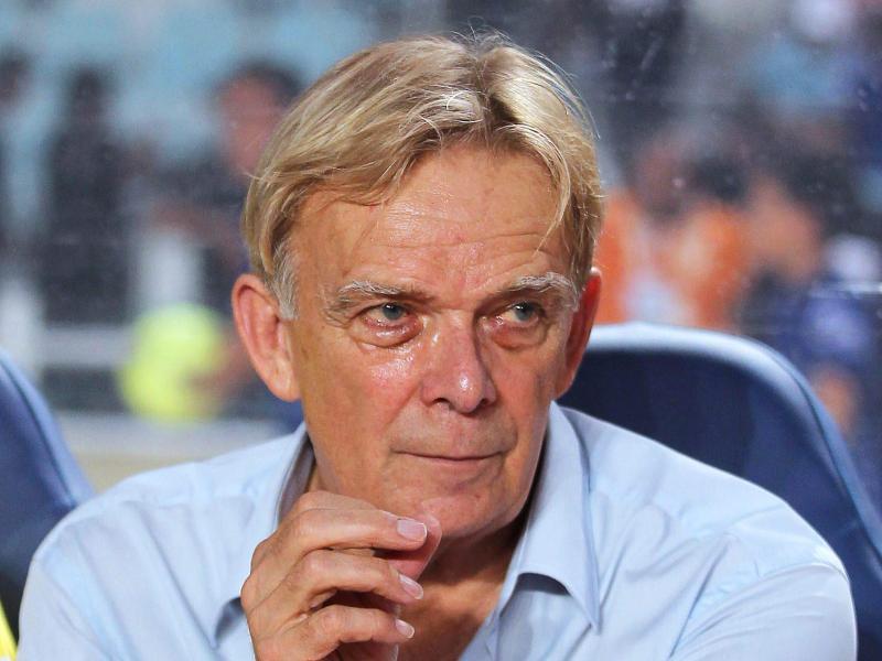 In Österreich will Volker Finke dem Team den WM-Feinschliff geben