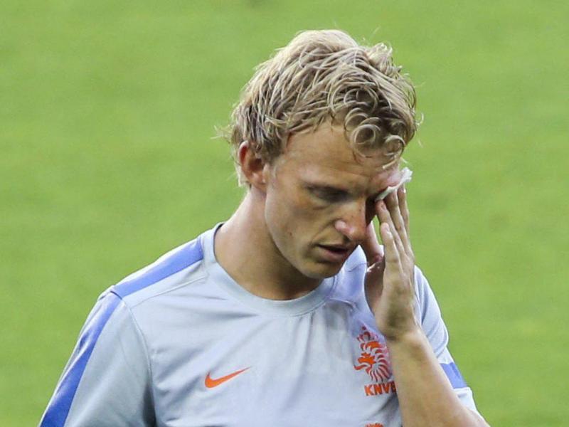Dirk Kuyt ist von den Zuständen im türkischen Fußball erschreckt